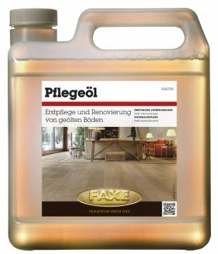 Pflegeöl PLUS natur 1l